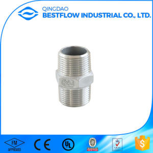 ANSI Stainless Steel Screwed Pipe Fitting with 1/8 Inch-4 Inchi pictures & photos