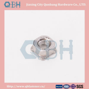 Square Weld Nuts DIN928 Stainless Steel pictures & photos