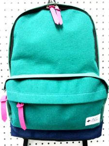 Fashion Promotional School Student Bag with Cotton Good Quality & Competitive Price Business Backpackgb (#20018) pictures & photos