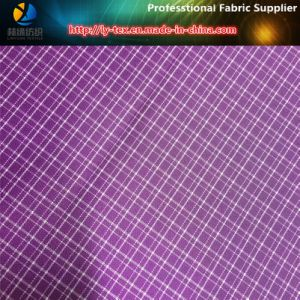 Cation Taffeta with 2 Color Effect for Linging pictures & photos