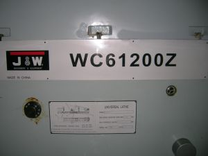 (CNC) Flat Bed Horizontal Heavy Duty Metal Cutting Lathe Machine (WC61160Z-WC61250Z) pictures & photos