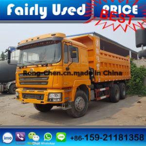 Used Rhd Dump Truck Shacman 340HP