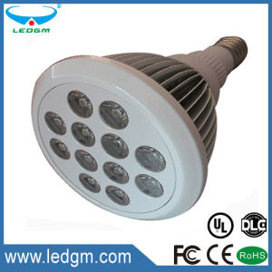 White Housing 12W Luce PAR LED PAR 38 Light pictures & photos