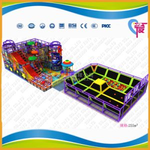 Exciting Dragon Slide Professional Indoor Playground Business (A-15384) pictures & photos