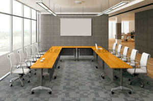 Hot Sale U Shape Conference Table Design for Meeting Table (NS-CF009) pictures & photos