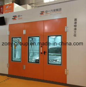 Soncap Spray Booth with Soncap pictures & photos