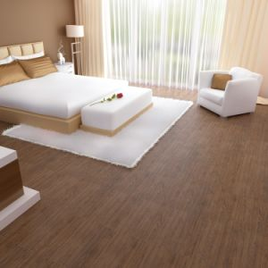 High Quality Soundproof WPC Vinyl Click Flooring pictures & photos