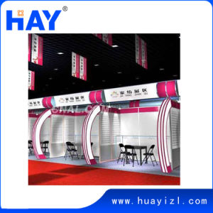 Slattel Panel Booth Design Display