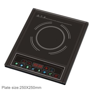 2200W Supreme Induction Cooker with Auto Shut off (A39) pictures & photos