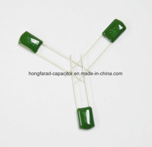 Cl11 Pei Polyester Film Metal Foil Capacitor for Lighting pictures & photos