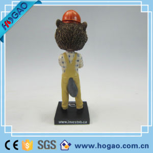 Funny Cartoon Resin Custom Bobblehead pictures & photos