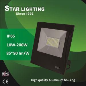 10W 20W 30W 50W 70W 100W Frameless Aluminum LED Floodlight with Ce Certification pictures & photos