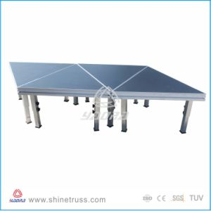 T-Stage, Lighting Stage, Aluminum Mobile Portable Stage, Stage Equipment pictures & photos