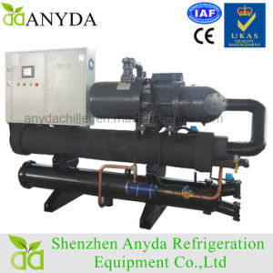 Screw Water Cooled Chiller Unit for Industry pictures & photos
