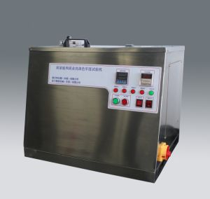 Fabric Textile Washing Color Fastness Tester Machine pictures & photos