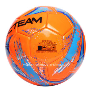 Highly Recommend Various Size Drill Soccer Ball pictures & photos