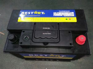 Top American Automobile Battery Bci 48r CCA720 pictures & photos