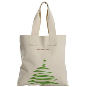 Customized Promotional Organic Cotton Shopping Bag pictures & photos
