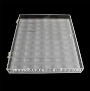 New Plastic Acrylic Contact Lenses Display Cases pictures & photos