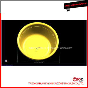 Huangyan High Quality/Competitive Price Plastic Basin Mould pictures & photos
