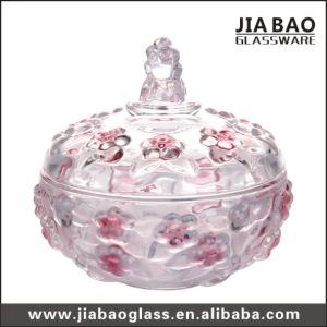 New Design Decorative Glass Jar (GB1825XL) pictures & photos