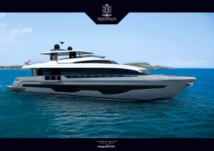 110FT Luxury Motor Yacht pictures & photos
