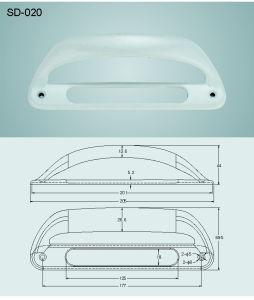 Aluminium Door/Window Handle/Lock Hardware Accessories (SD-020) pictures & photos