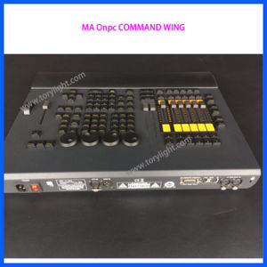DMX 512 Light Controller Ma2 Onpc Command Wing pictures & photos