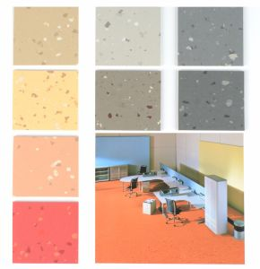 PVC Flooring for Indoor Basketball, Sports Flooring pictures & photos