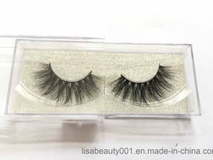 Customized Private Brand False Eyelashes Hot Seller Natural 3D Mink Lashes pictures & photos