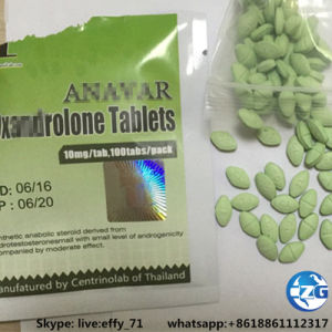 Anavar Bodybuilding Oral Steroids Tablets Pills Anavar pictures & photos