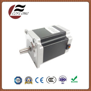 57*57mm Hybrid NEMA23 Stepping Motor for CNC Engraving Machine pictures & photos