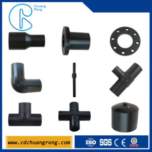 Hot Sale Large Diameter HDPE Water Pipe Fittings pictures & photos