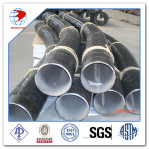 45D 3D Bw ASTM A234 Wpb ANSI B16.49 Factory Pipe Bend pictures & photos