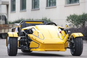 250cc Drift Trike with Windshiled and Rear Spoiler pictures & photos
