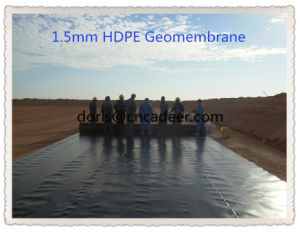 Landfill Project 2mm HDPE Plastic Geomembrane pictures & photos