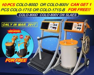 Manual Electrostatic Powder Coating Spraying Equipment on Sales pictures & photos