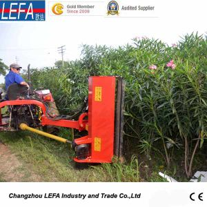 Agricultural Tractor 3 Point Linkage Side MID-Heavy Flail Mower pictures & photos