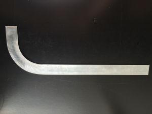 High Performance Aluminum/Aluminium Profile for Heat Sink Pipe pictures & photos