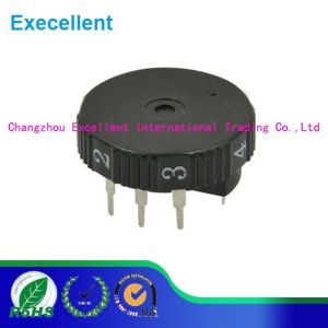 Plastic Potentiometer with Switch Used for Electronic Tools pictures & photos