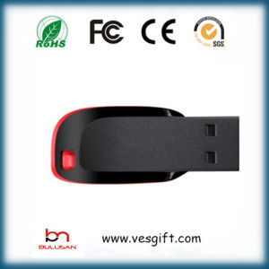 Hot Plastic Branded USB Flash Driver Gadget Pendrive pictures & photos