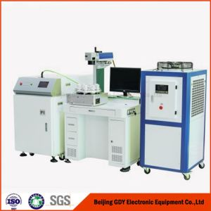 Multi-Stations Laser Welding Machine with Rotary Worktable pictures & photos