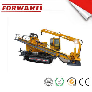 50t High Efficient Horizontal Directional Drilling Machine with Imported Hydraulic Components
