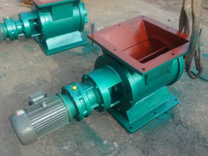 The Environmental Protection Wear-Resisting Rotation Valve Discharger pictures & photos