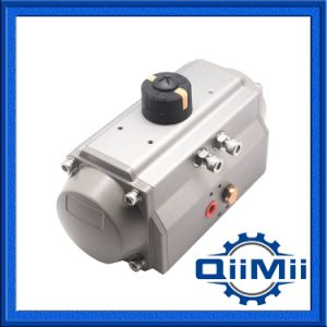Food Grade Aluminum Pneumatic Head for Stainless Steel Valve pictures & photos