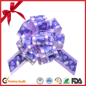 Wholesale Packaging Decorations POM-POM Pull Bow pictures & photos