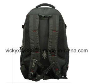 Double Shoulder Outdoor Sports Travel Hiking Laptop Leisure Backpack (CY3680) pictures & photos