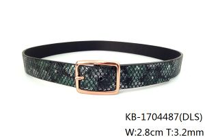 New Fashion Women PU Belt (KB-1704487) pictures & photos
