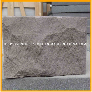 Building / Construction Material, Brown/Chocolate/Yellow/Purple/White Sandstone for Exterior Wall Cladding pictures & photos