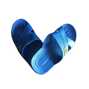 Cleanroom ESD Antistatic Spu Slippers for Industrial pictures & photos